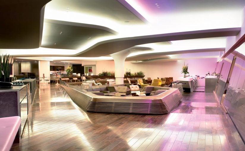 VVA Lounge Heathrow London