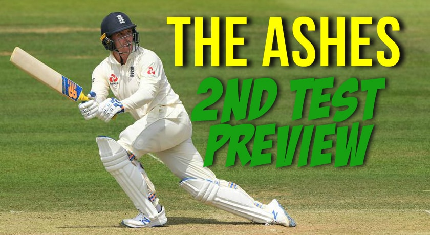 Ashes Cricket Betting Preview 2nd Test