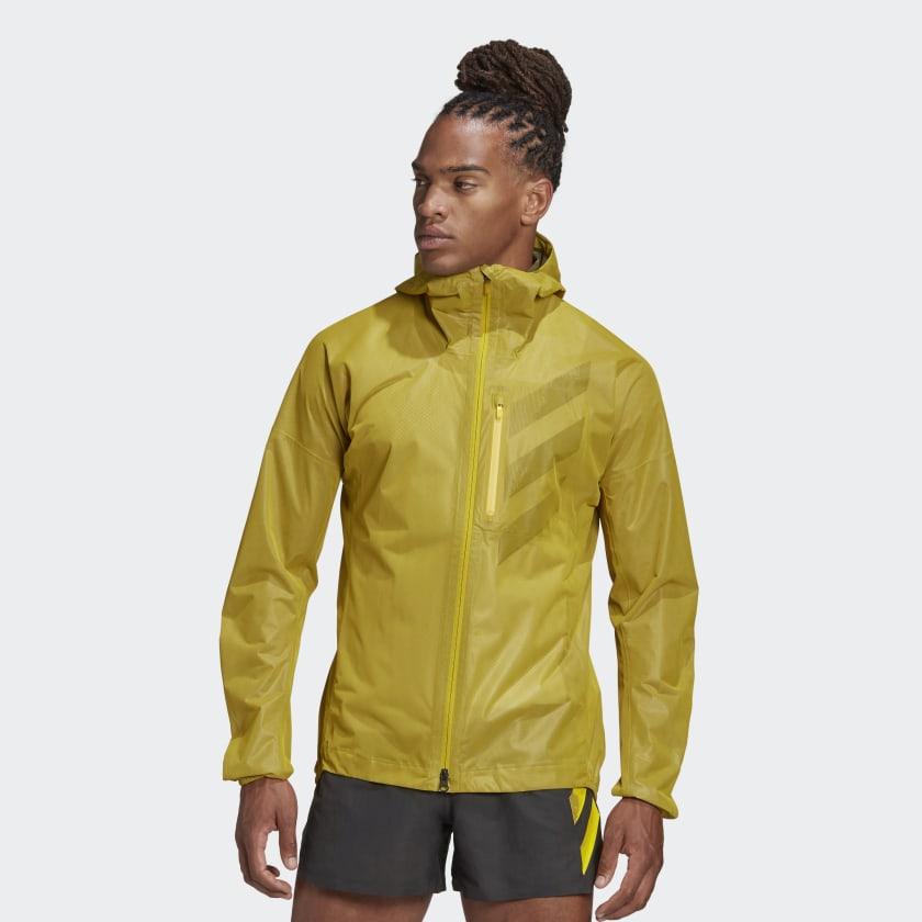 Куртка для бега Adidas Terrex Agravic Rain Jacket