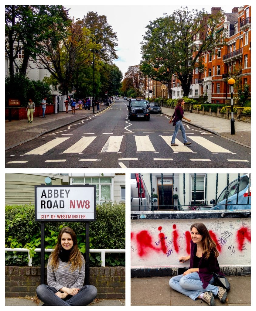 Abbey Road, London - Experiencing the Globe