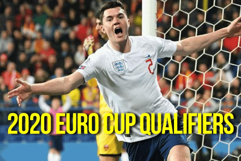 Euro 2020 Qualifier England vs Bulgaria