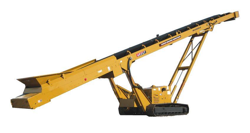 6036T Tracked Conveyor
