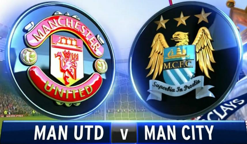 Manchester United v Manchester City Prediction