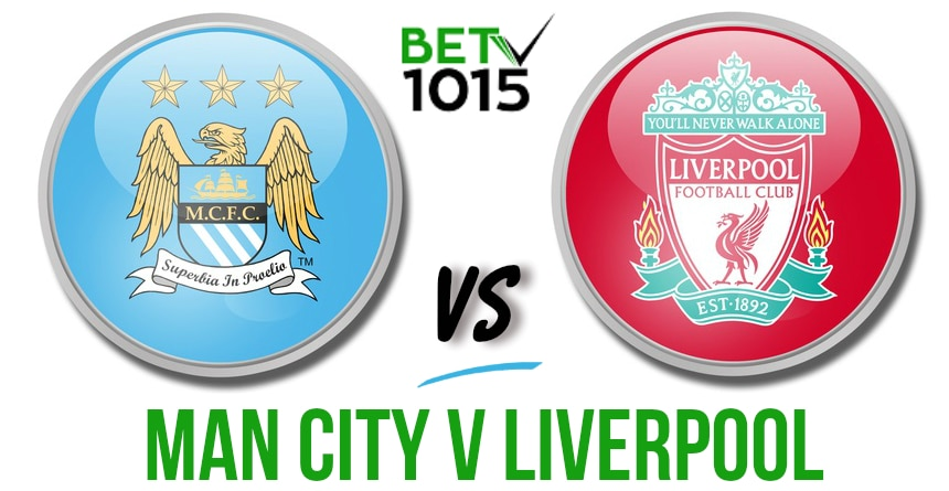 Manchester City v Liverpool Predictions, Preview, Odds