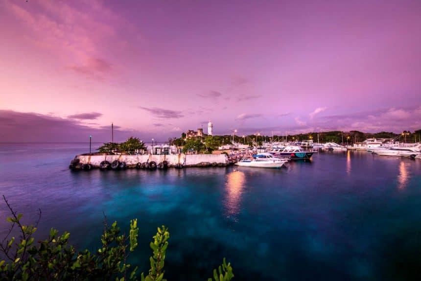 Isla Cozumel, Mexiko - Nachtleben in San Miguel de Cozumel