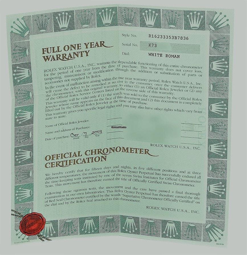 certificado-autenticidad-rolex