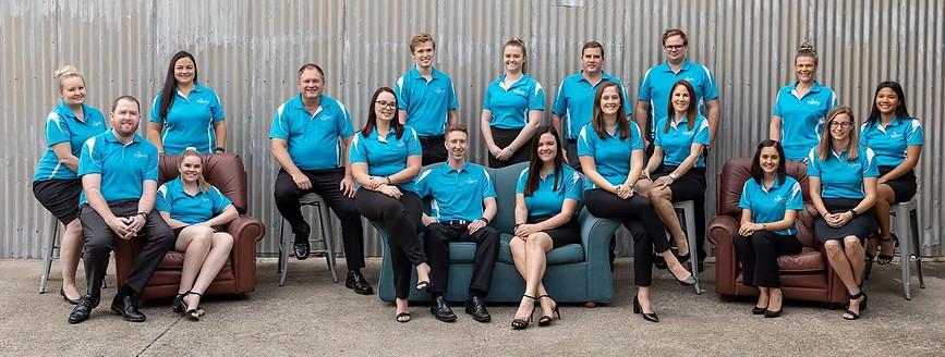 Inspire Team photo