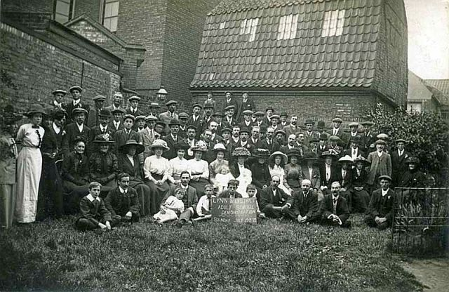 Picture: Adult School Demonstration, Lynn and District Sub-Union. See the discussion on the Kings Lynn Forums.