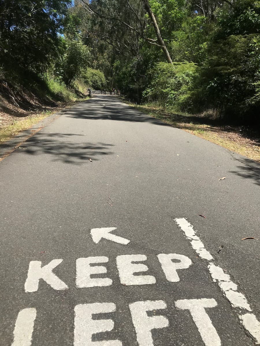 Fernleigh Track cycling