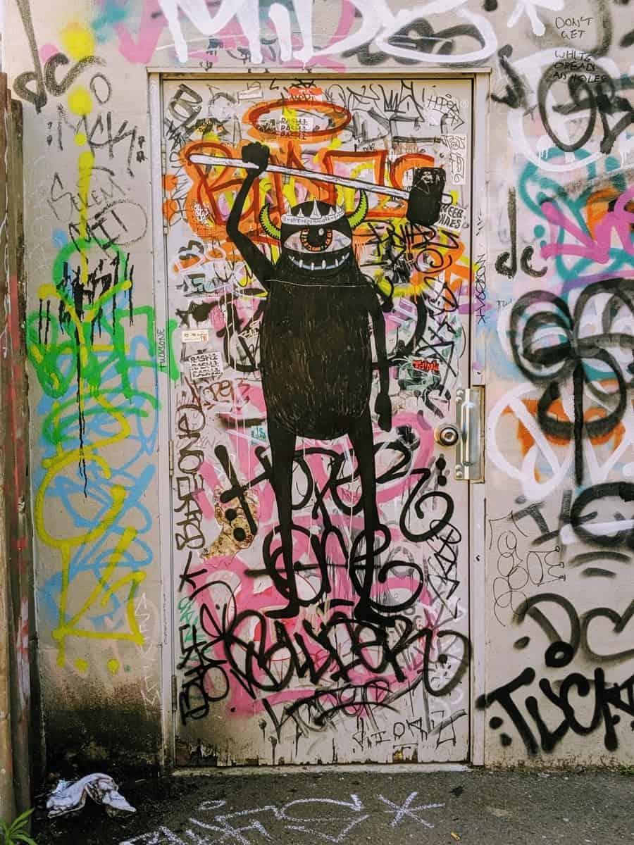 Hamilton Street Art