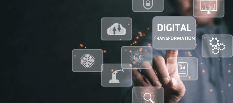 emerging activities for digital transformation in pharma