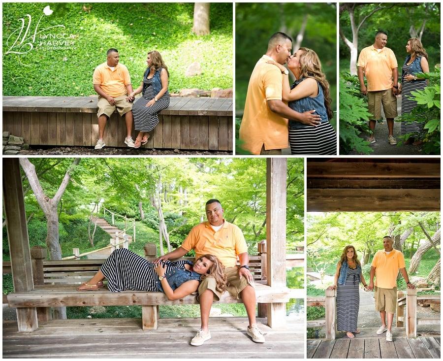 Fort Worth Maternity Photographer   Japanese Gardens   Lyncca Harvey Photography