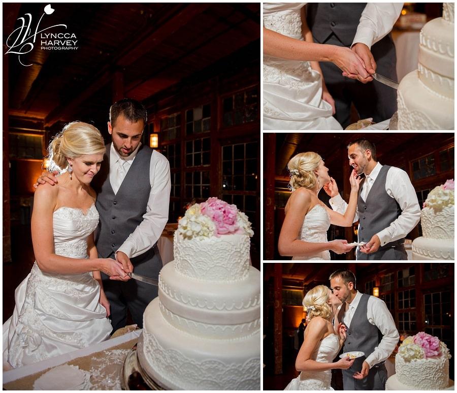 Dallas Wedding Photographer | St. Michael McKinney | McKinney Cottonmill | Lyncca Harvey Photography