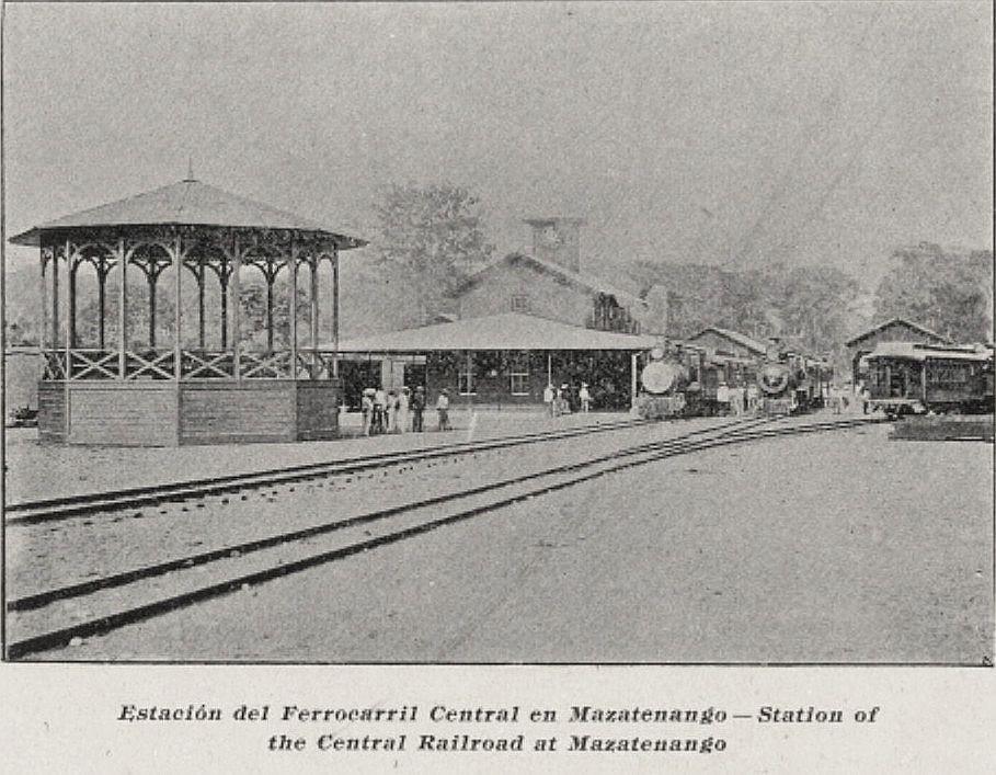 Estación Mazatenango