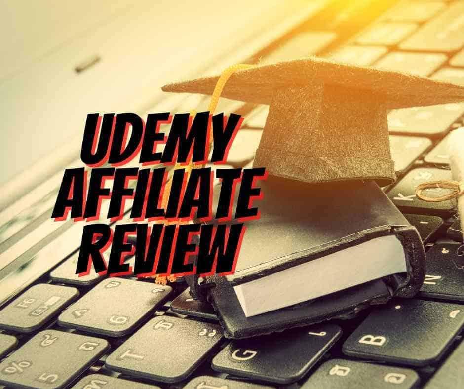 udemy affiliate program review