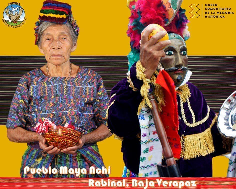 Imagen del Museo Comunitario Rabinal Achí
