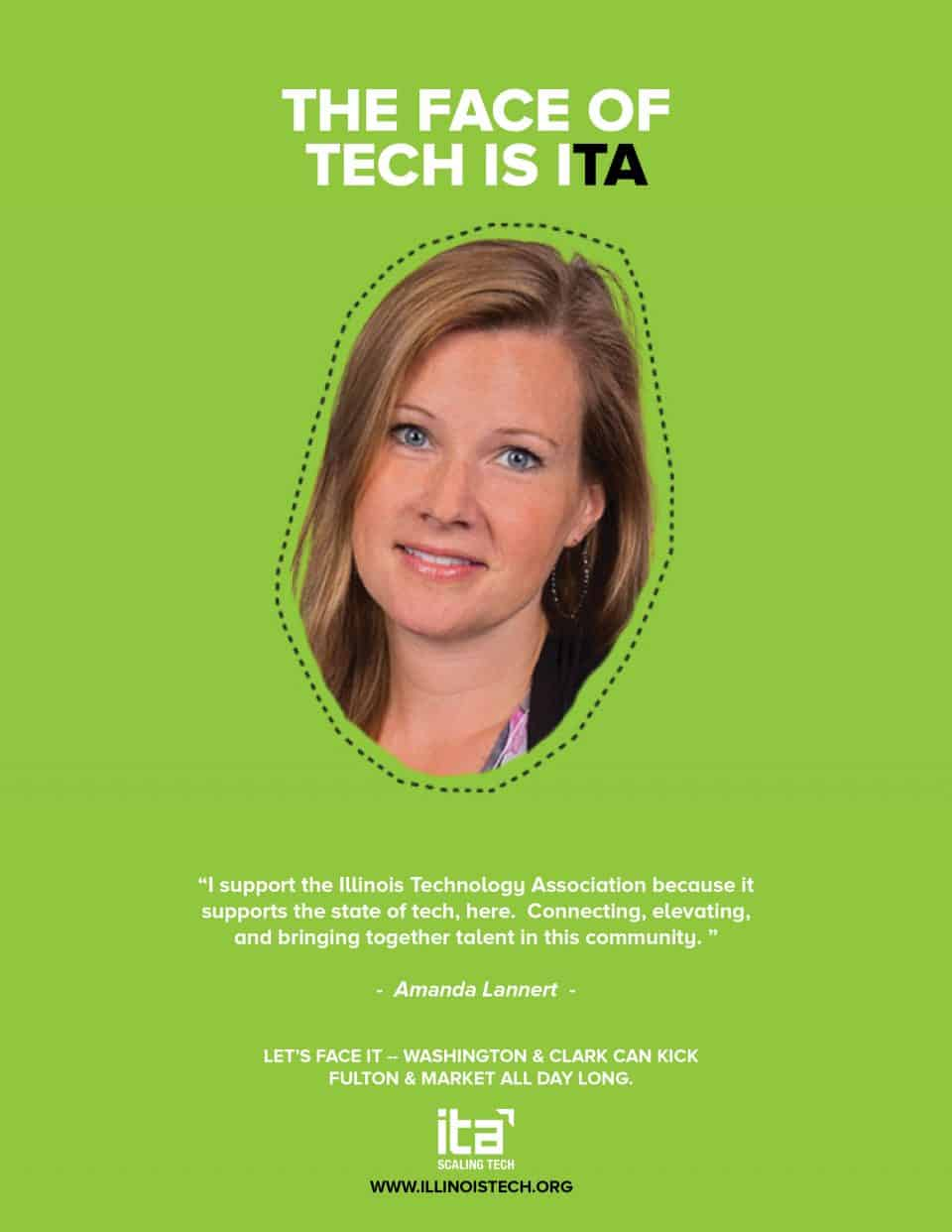 ITAFaceofTech Amanda Lannert