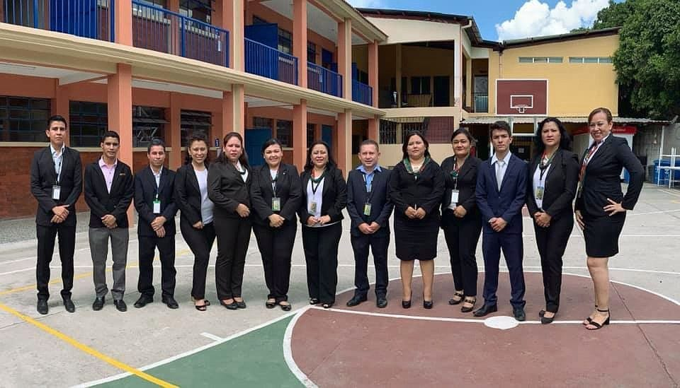 Equipo docente de Indicoogua 2019