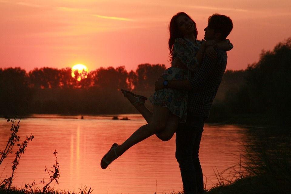 Altersunterschied zwischen Mann und Frau