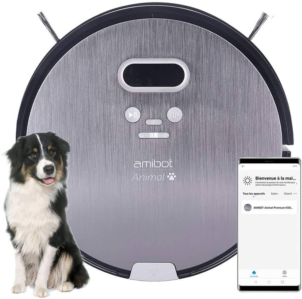 amibot animal premium h2o connect