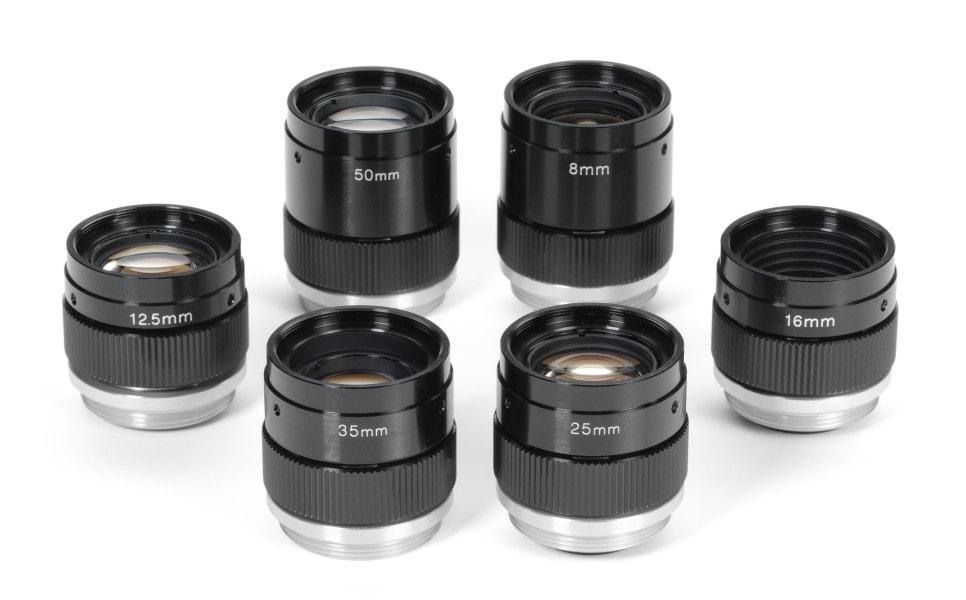 3516UK2-CCTV Lens Assemblies