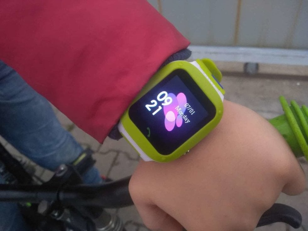 Smartwatch z Gps dla dzieci