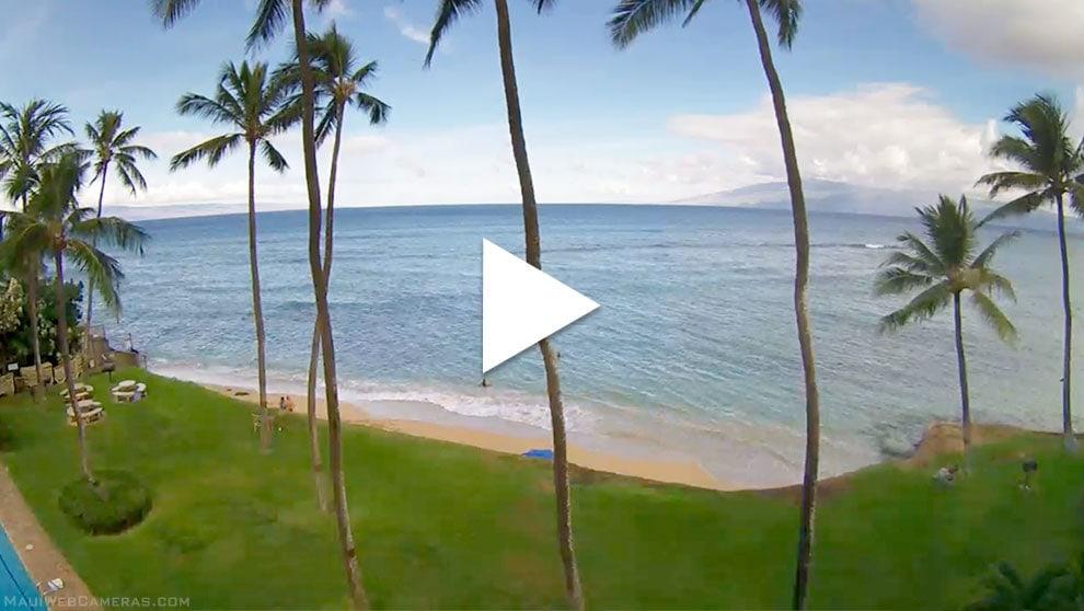 Napili Hale Mahina Webcam