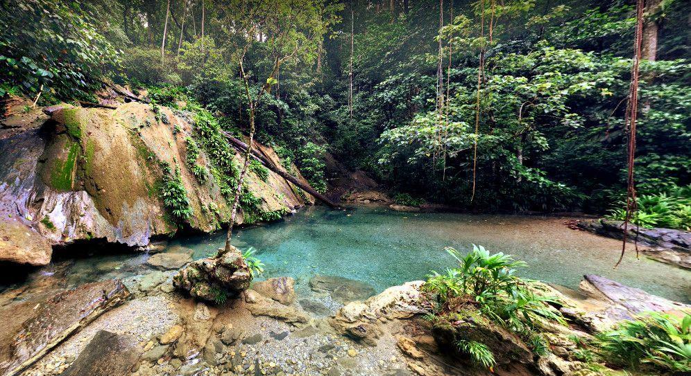 Cascadas Las Escobas Izabal