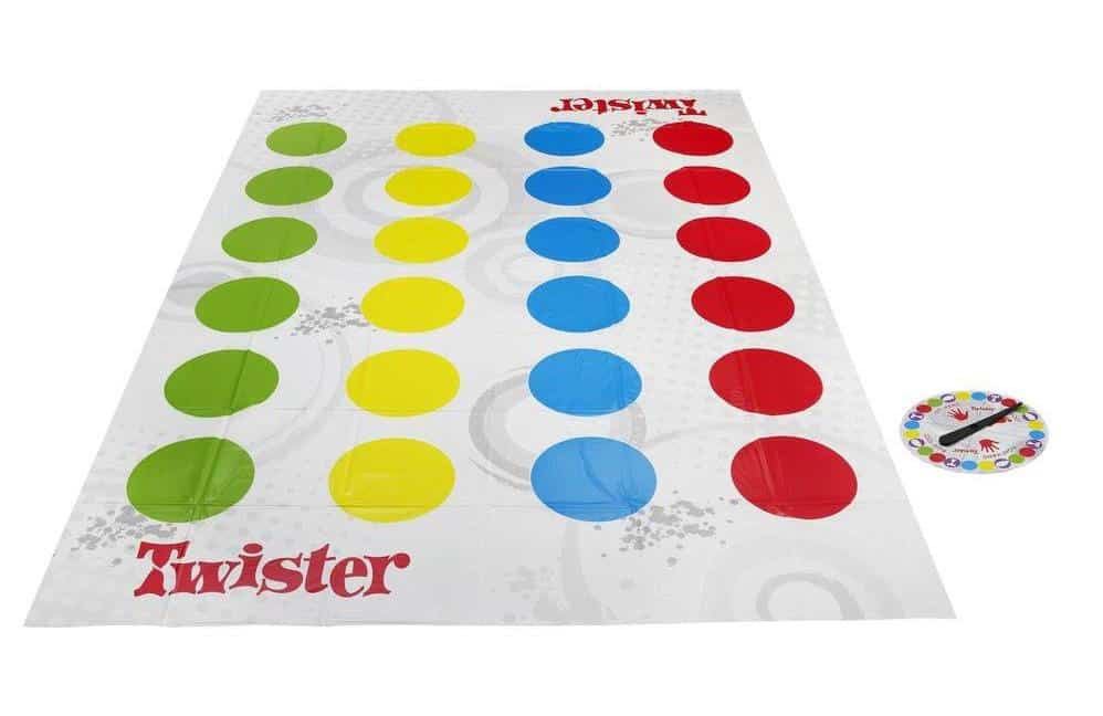 Twister - Best Family Board Games for Game Night