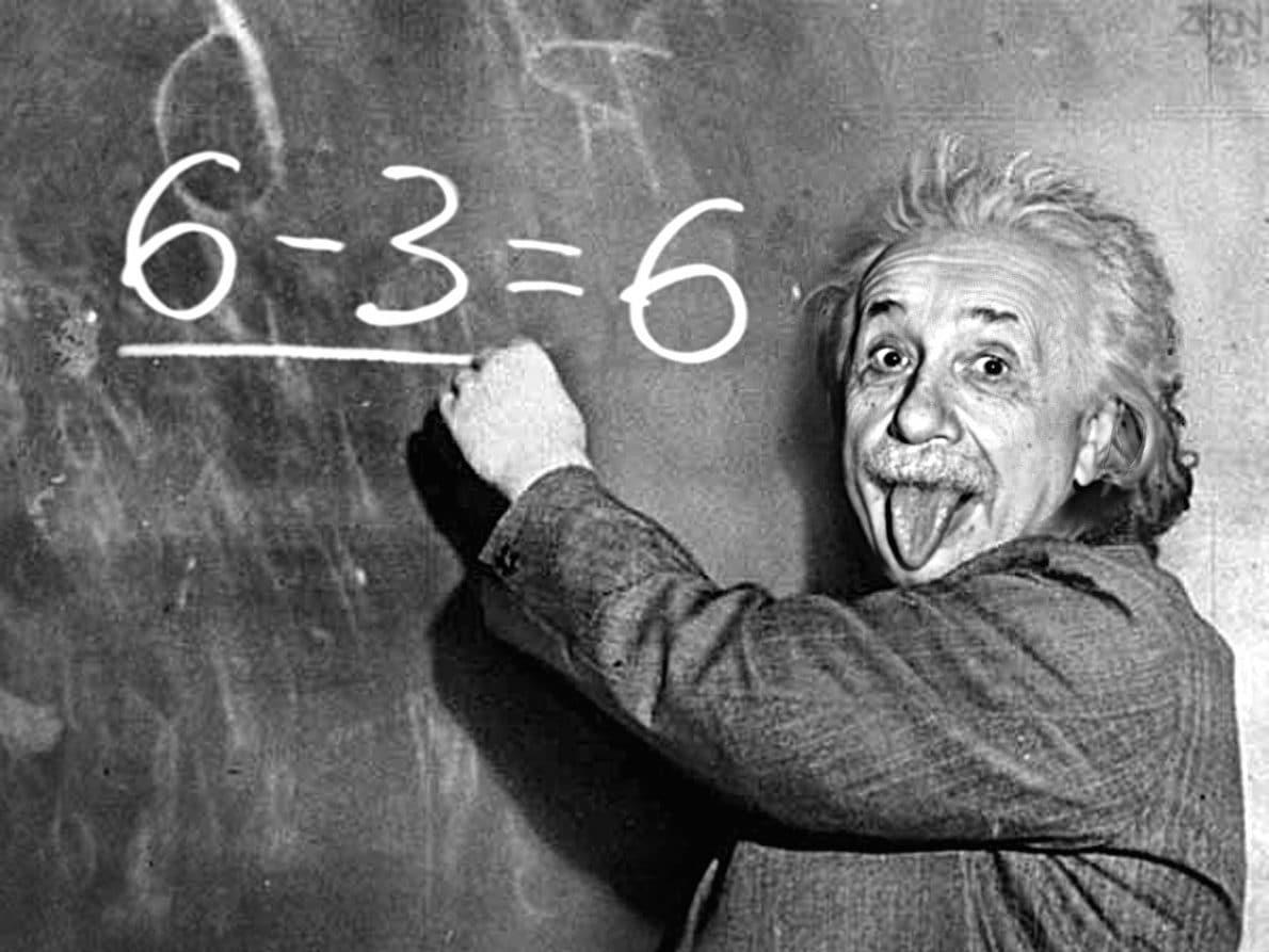 Einstein: crisi è opportunità