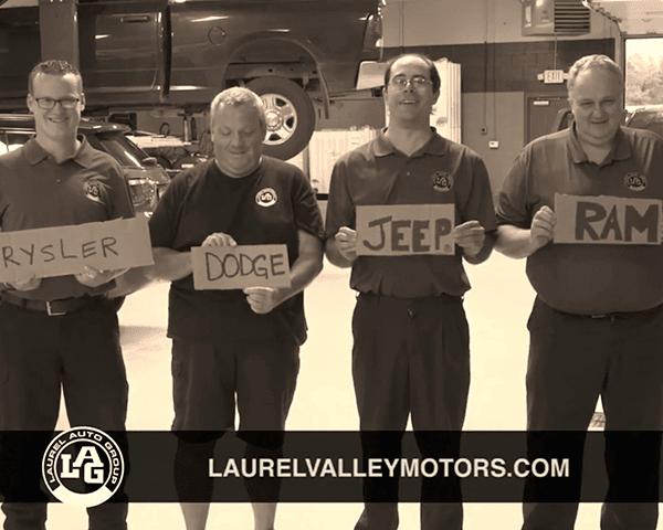 Laurel Valley Motors Commercial