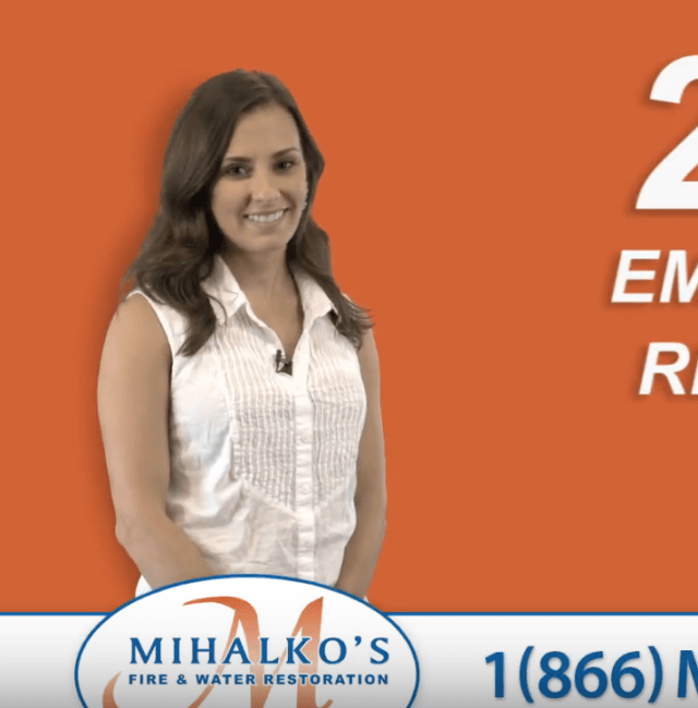 Mihalko's Fire & Water Restoration :15 Commercial