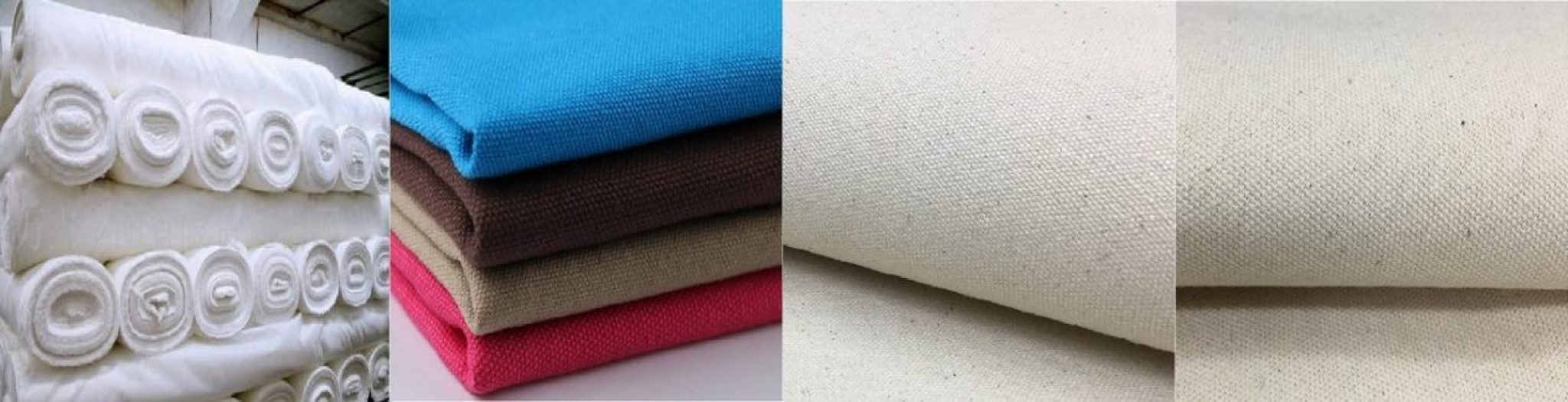 Dyed Cotton Canvas