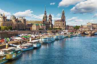 Dresden, Germany – Rich History, Events and Lots to See and Do