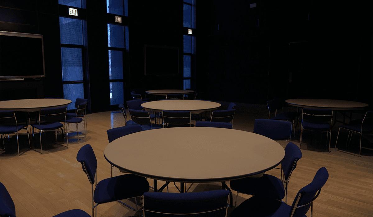 Alumni Center Founders Room - Before