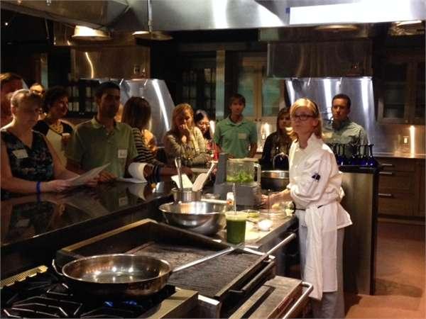 June 2014 Cooking Class at Mirepoix Cooking School