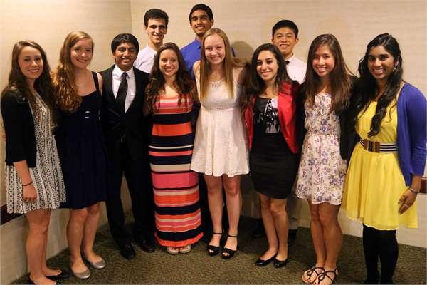 June 2014 Scholarship Dinner