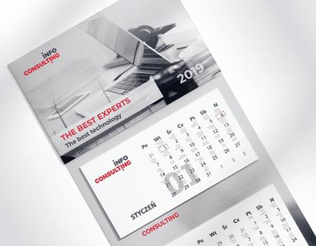InfoConsulting kalendarz 2019