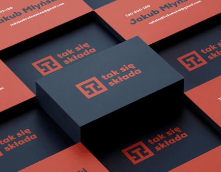 Logo i identyfilacja TakSięSkłada