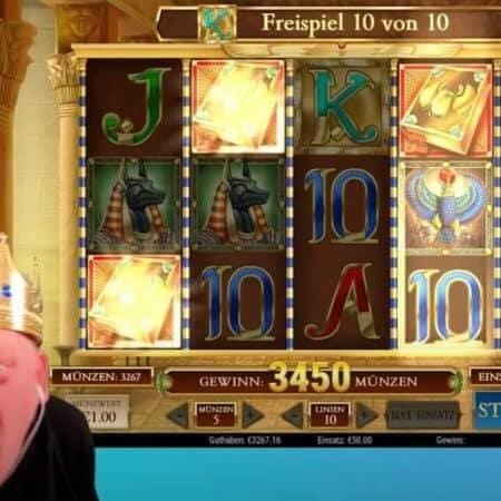 Knossis Lieblingsspiele – Die Top 5 Slot-Favoriten des Königs