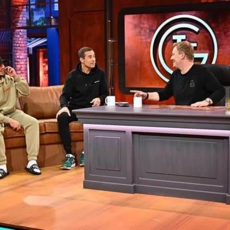 Ein Traum wird wahr: Knossi moderiert Late-Night-Show bei TVNOW