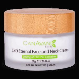 CBD-Eternal-Face-and-Neck-Cream-front-300x300