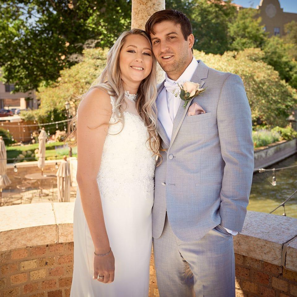 Hotel Baker Wedding - First Look