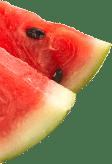 Transparent image watermelon
