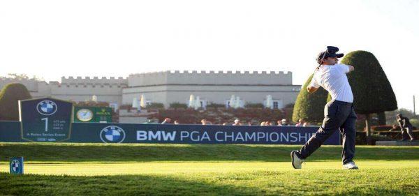 World's Best Golfers at the BMW PGA Championship
