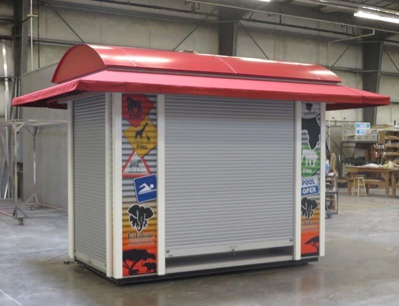 retail merchandiser fabricator