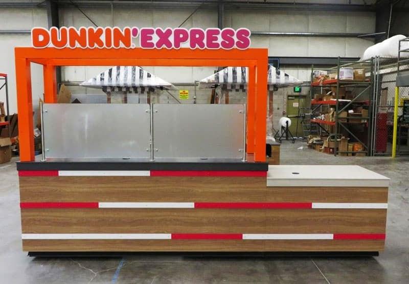 custom coffee espresso cart builder