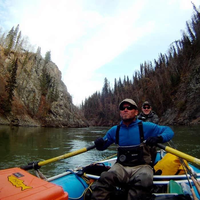 BULKLEY RIVER STEELHEAD FISHING TRIPS