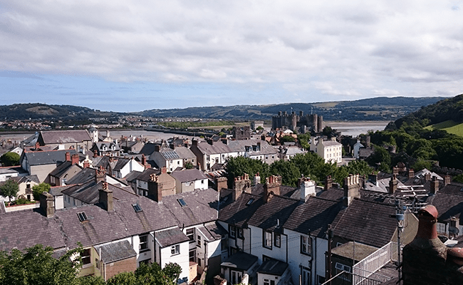 Residential Properties in Conwy, Clwyd.