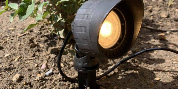 Waterproof12v spot lights